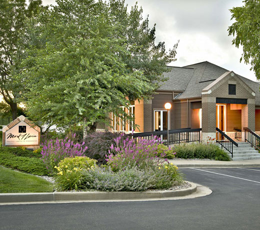 The front building of Mark T. Lavin, DDS Periodontics & Dental Implants